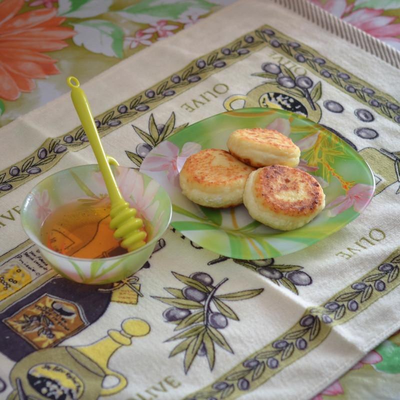 рецепт сырники
