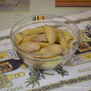 """картофель """"Айдахо"""""""