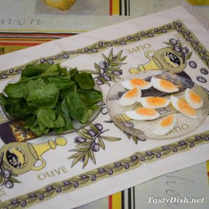 диетический салат с фетой фото