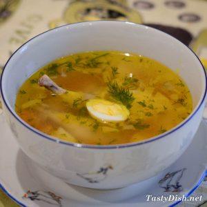 вкусный суп из перепелов рецепт с фото