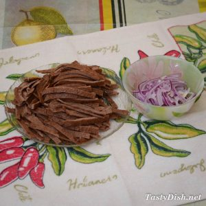 вкусный салат с куриной печенью и морковкой рецепт с фото