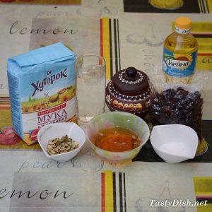 рецепт медового кекса в духовке