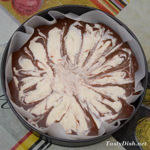 тесто для вкусного шоколадно-творожного пирога в домашних условиях