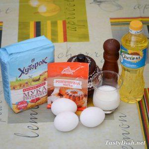 ингредиенты для вкусных кексов магдаленас