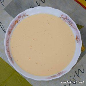 тесто для испанских кексов магдаленас