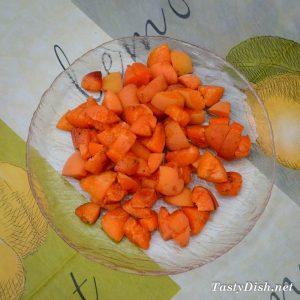 абрикосовые маффины