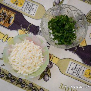 вкусный салат с брынзой рецепт с фото