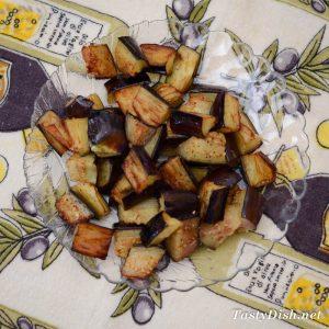 простой салат из баклажанов рецепт с фото