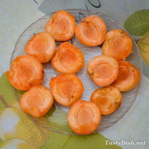 абрикосовый пирог в духовке