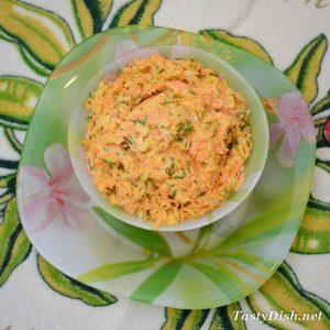 закуска из кабачков с сыром рецепт с фото
