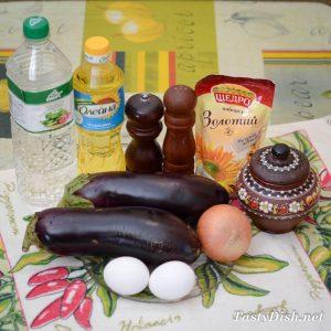 вкусный салат из баклажанов с луком рецепт с фото