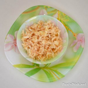 яблочный кекс на сметане рецепт с фото