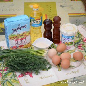простые яичные котлеты рецепт с фото