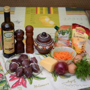 вкусный салат из сердца рецепт с фото