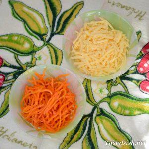 салат из индюшиных сердечек рецепт с фото