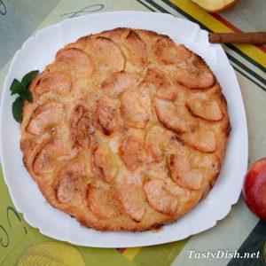 домашний творожный пирог рецепт с фото