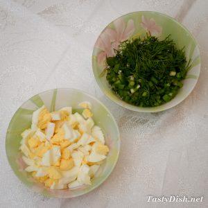 вкусный салат с дайконом рецепт с фото