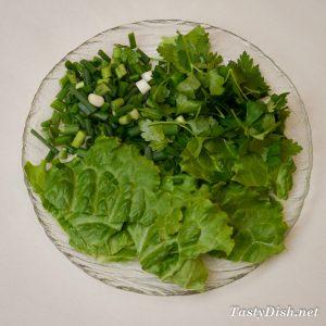 простой салат с селедкой рецепт с фото