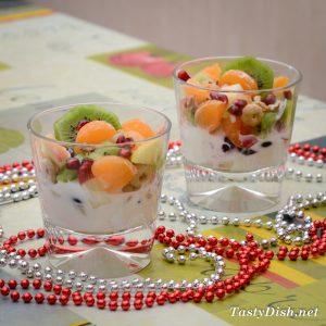 вкусный десерт из зефира рецепт с фото