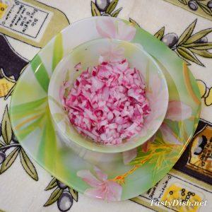 вкусный куриный салат с красной фасолью рецепт с фото пошагово