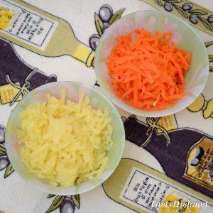 простой рыбный салат с сыром рецепт с фото пошагово