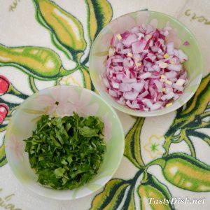 простой салат с тунцом рецепт с фото пошагово