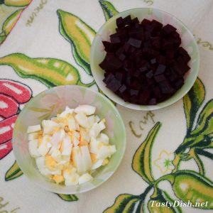 вкусный салат из сельди рецепт с фото пошагово