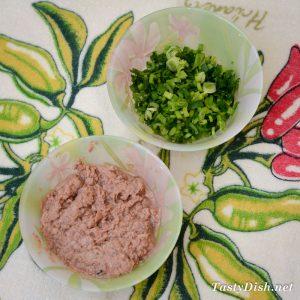 салат мимоза с тунцом рецепт с фото пошагово