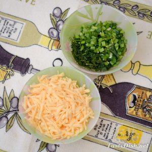 вкусный салат с сыром рецепт с фото пошагово