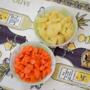 салат из сельди и овощей рецепт с фото пошагово