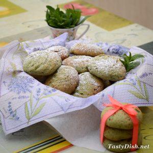 мятное печенье рецепт с фото пошагово