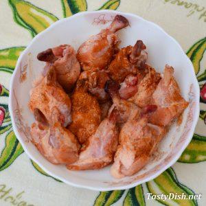 крылья в панировке рецепт с фото пошагово