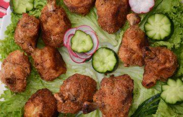 куриные крылышки в панировке рецепт с фото пошагово