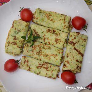 вкусные блины из кабачков рецепт с фото пошагово