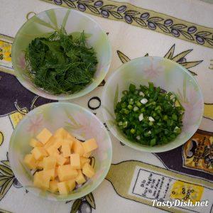 салат из картофеля сыра рецепт с фото пошагово