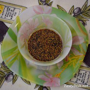 заправка для салата из картофеля рецепт с фото пошагово