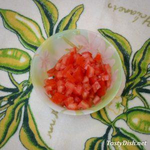овощи для закуски из сыра с крекерами рецепт с фото пошагово