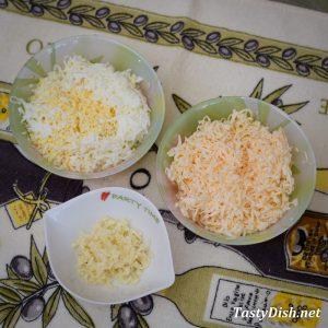 быстрая закуска помидоры с сыром рецепт с фото пошагово