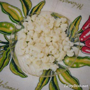 салат из цветной капусты рецепт с фото пошагово