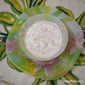заправка для салата с редисом и яйцом рецепт с фото пошагово