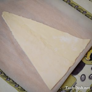 вкусный пирог из готового слоеного теста рецепт с фото пошагово