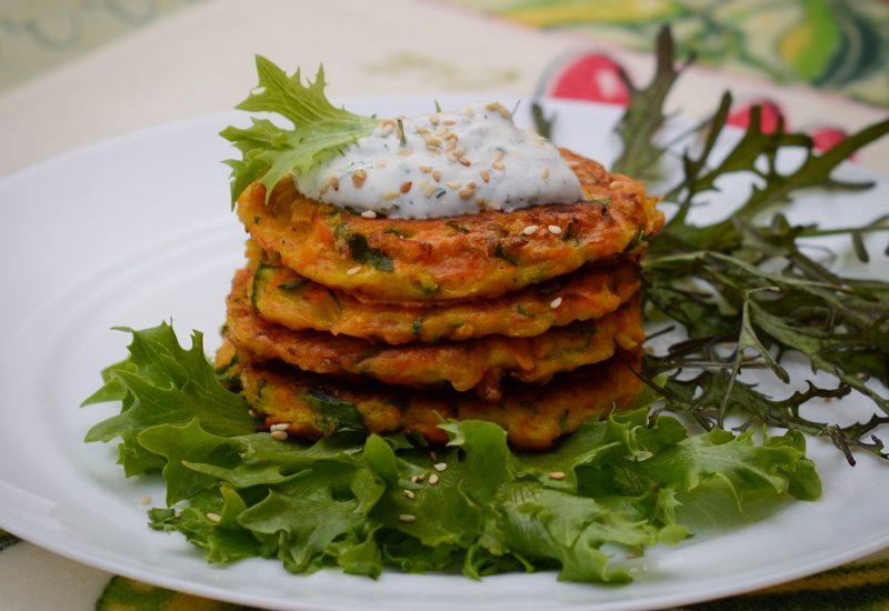 вкусные драники из тыквы рецепт с фото пошагово