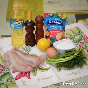 домашние рыбные котлеты из минтая рецепт с фото пошагово